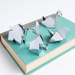 Origami Animals Merch Chrome - Rabbit