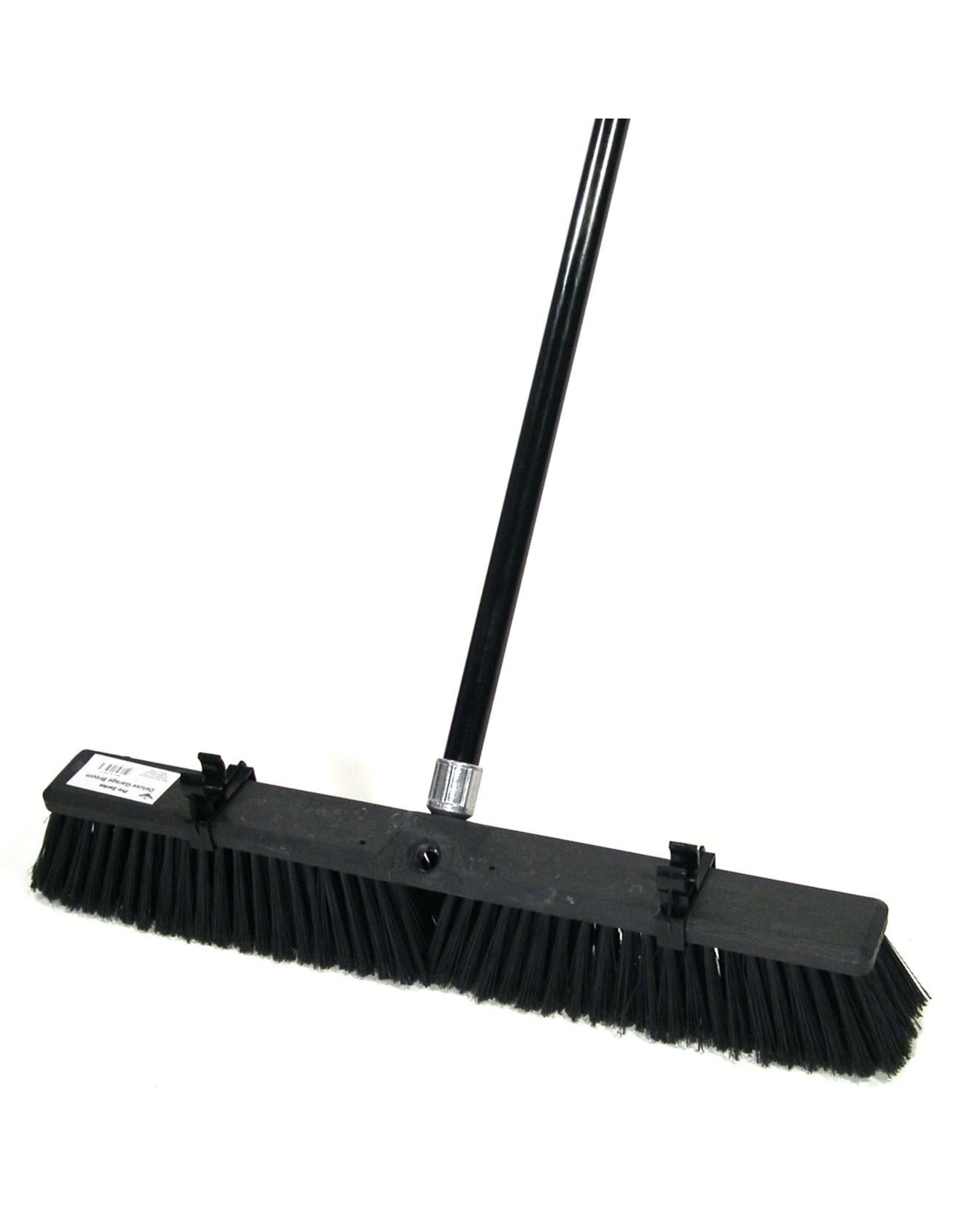 "Broom- Push/ Garage- 24"" Brush"