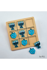 Chanukah Tic-Tac-Toe Game