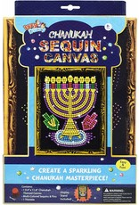 12 x Chanukah Sequins Canvas Kit