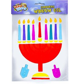 12 x Menorah Window Gel