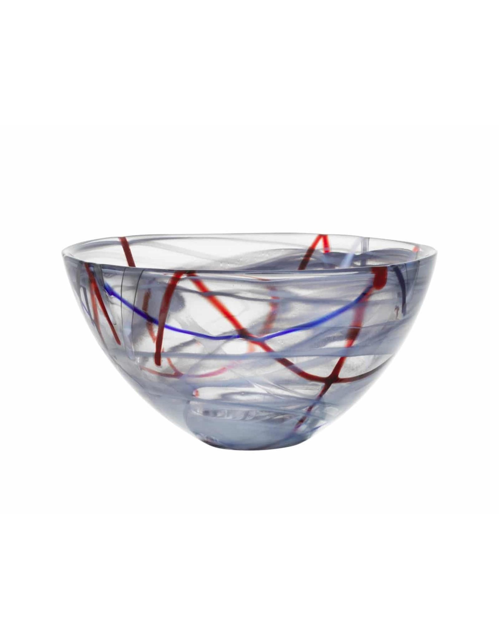 7051516 Contrast Grey Bowl
