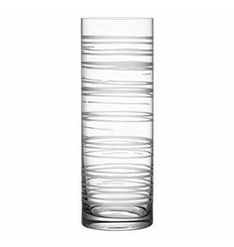 6101203 Graphic Cylinder Vase