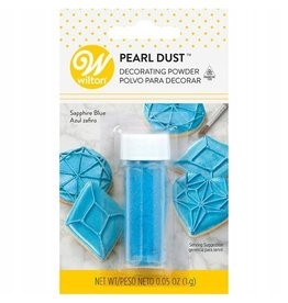 Sapphire Blue Pearl Dust