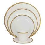 Prouna Antique Gold Per Place Setting