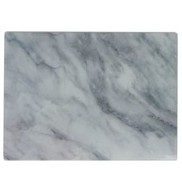 58334 Large Marble Glass Tray