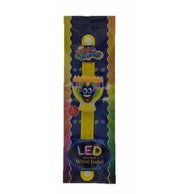 Assorted Color LED Chanukah Wrist Band