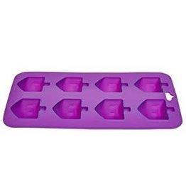 6x Dreidel Silicone Mold