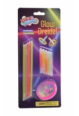 Glow Dreidel Toy