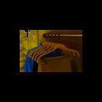 6Pk Hanger Pants/Suit Basic