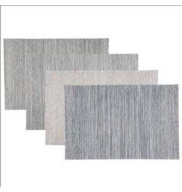 "Fade Woven Placemat- Rect. Shape 12""x18 Asst. Colors"