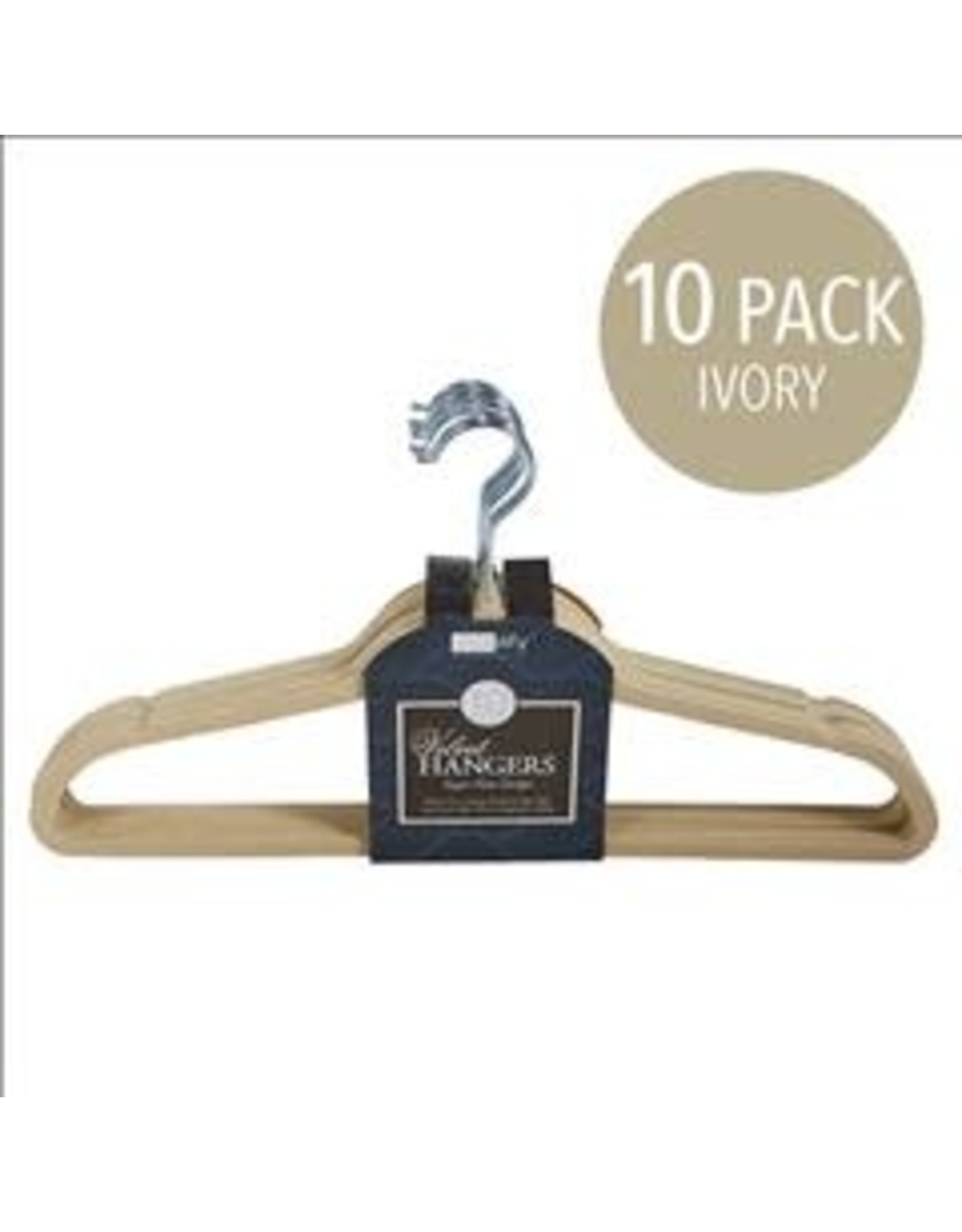 Huggable Basic Hangers 10PK