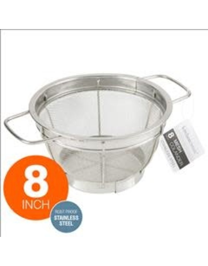 SS Heavy Duty Strainer 8inch