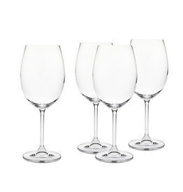 22521 Meridian 20oz S/ 4 Wine Goblets