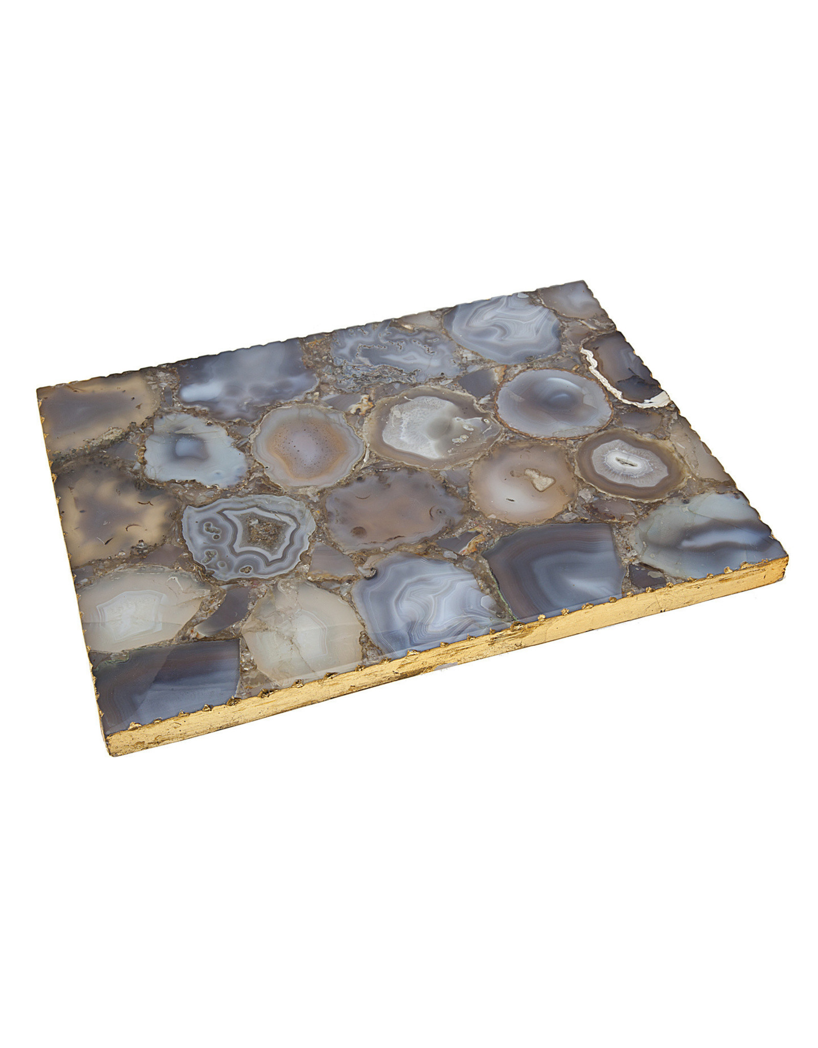 70427 Black Agate Challah Board
