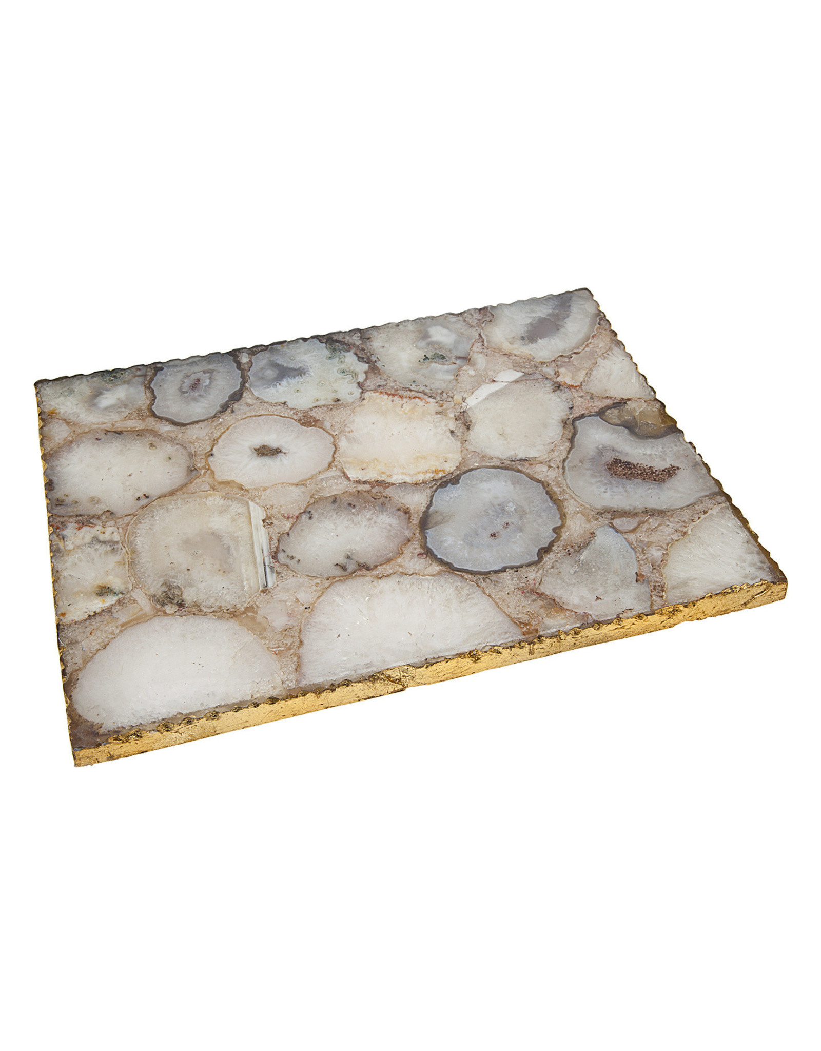 70426 Natural Agate Challah Board