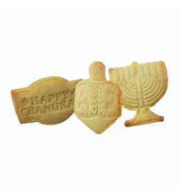 Chanukah Stamp Cookie Cutter Set
