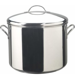Farberware 16 Qt. Covered Stockpot w/ Stainless Steel Fittings