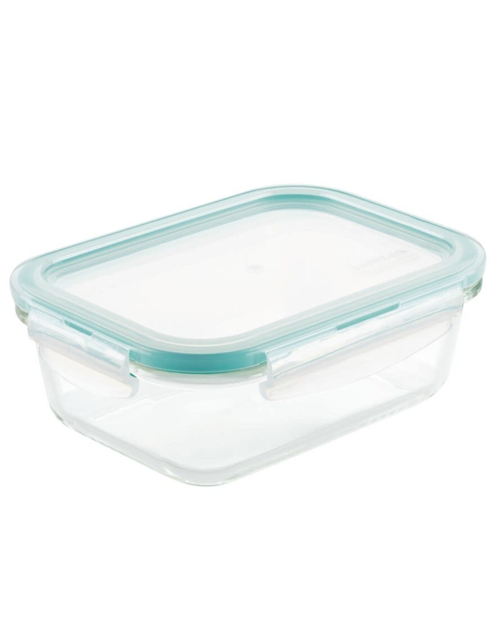 2.7 Cups/ 21 oz/ 630 ml Glass Rectangular Food Storage Container