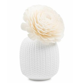 Aroma Blossom Diffuser Ribbed Collection Red Current