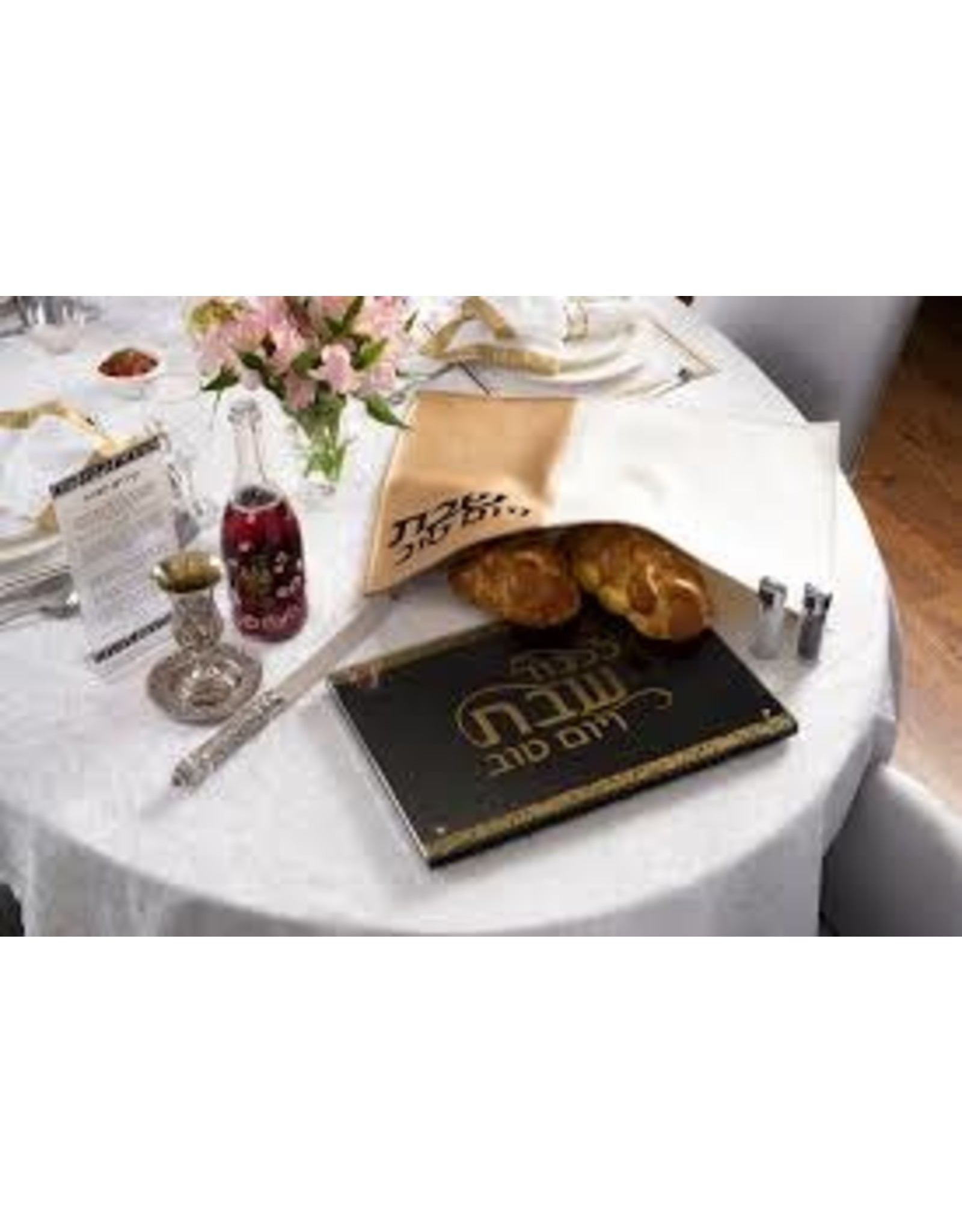 Black Gold Challah Board