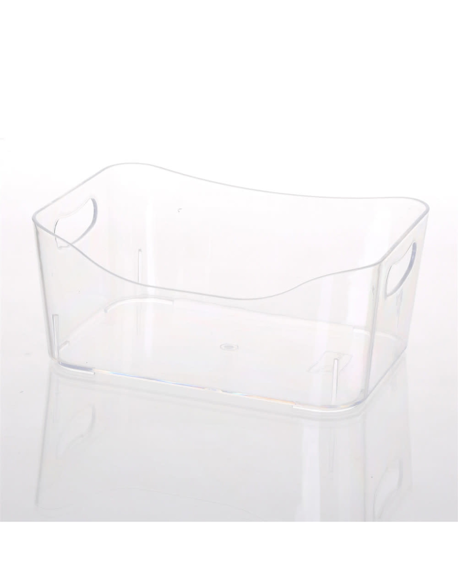 Transparent Storage Basket