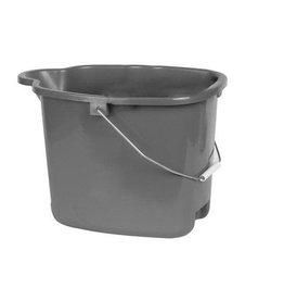 Grey Mop Bucket 16L