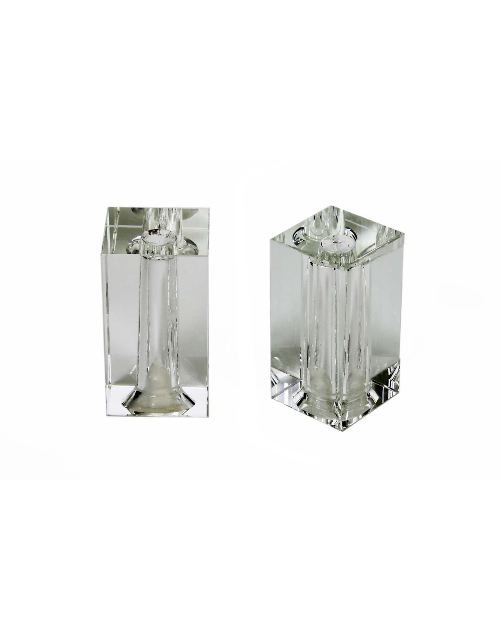 127091 Crystal Salt & Pepper Set