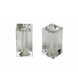 127091 Crystal Salt & Pepper Set