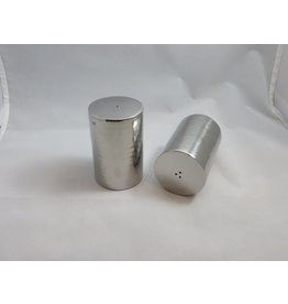 G100593 Large Cylinder Salt & Pepper