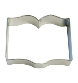 "Book 3.5"" Cookie Cutter"