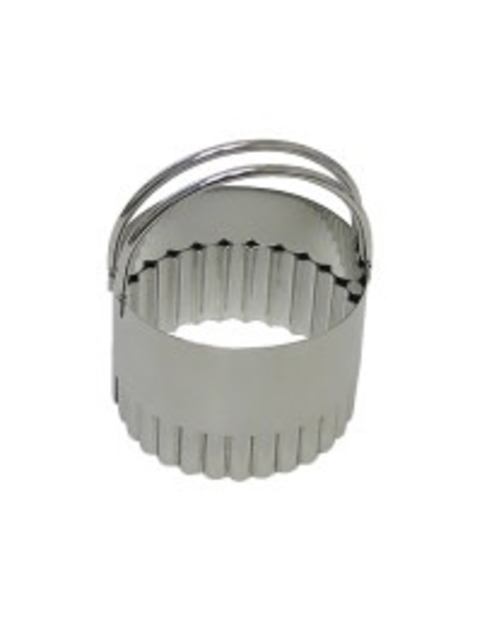 """2.33"""" Fluted Biscuit Cutter"""