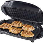Imperial 2018 5 Serving Removable Grill -Black