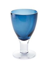 95558 GALLEY Cobalt Goblet