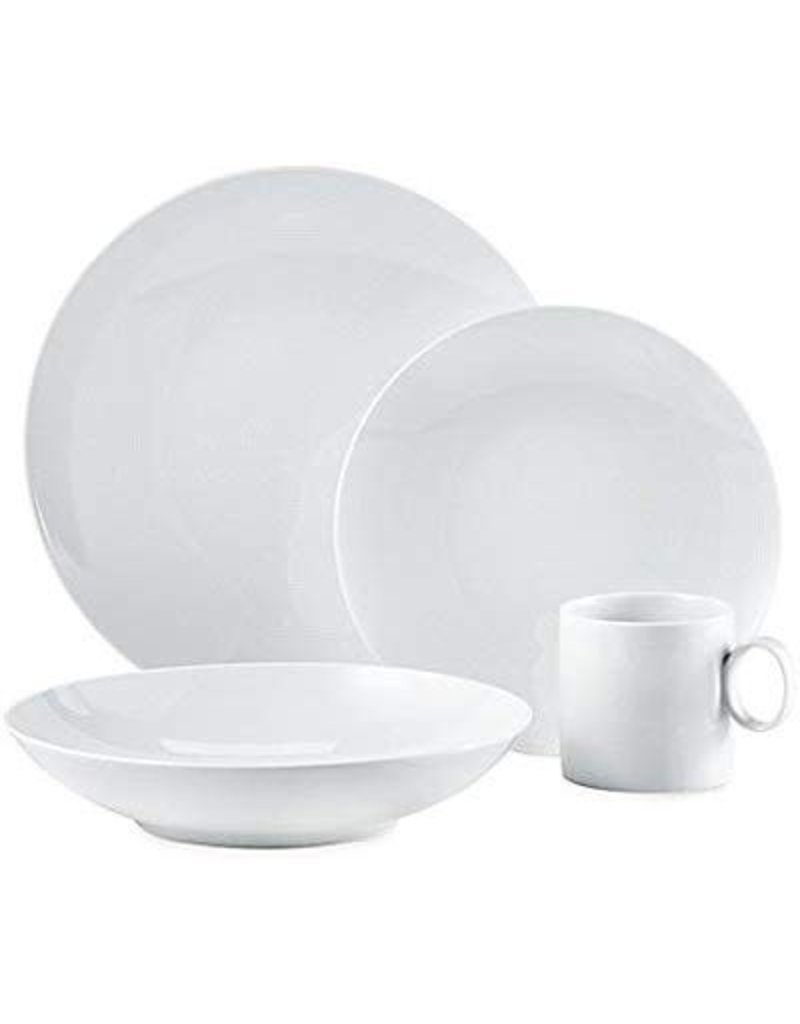 Corelle Winter Frost White Service for 4
