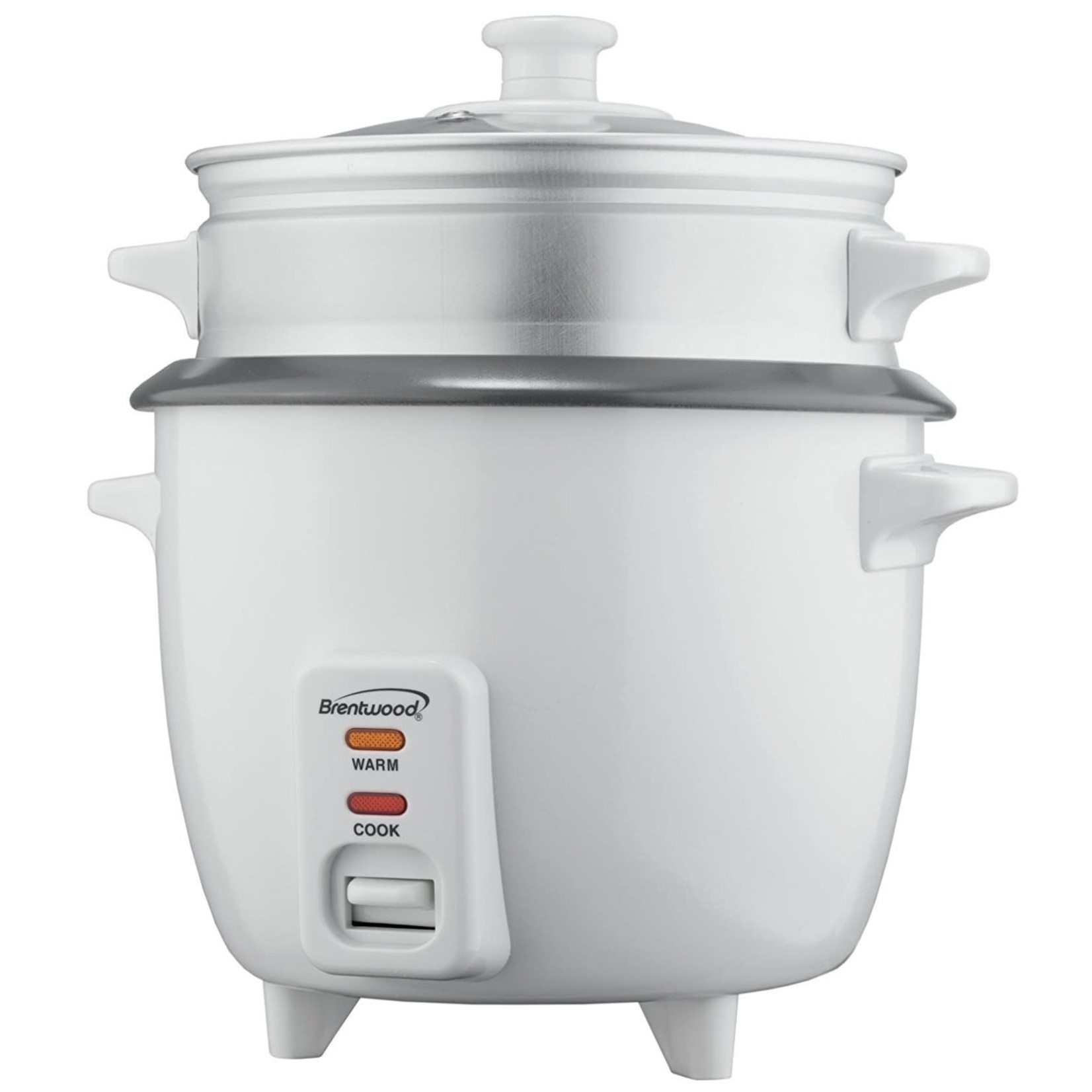 10 Cup Rice Cooker - White
