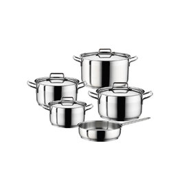 H1010 Hascevher 11 Piece Cookware Set