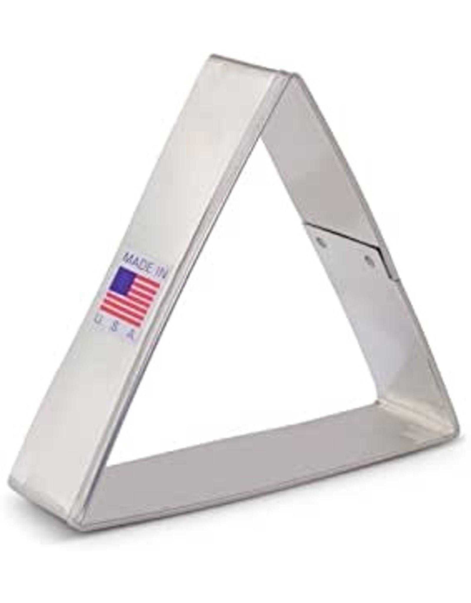 """3.5"""" Triangle Cookie Cutter"""