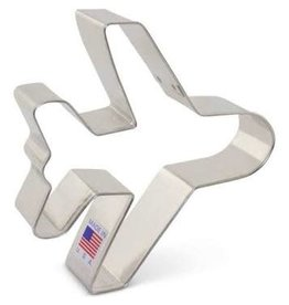 "4"" Airplane Cookie Cutter"