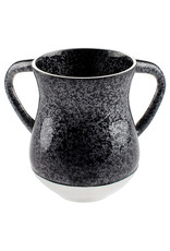 54472 Marble Black Washing Cup