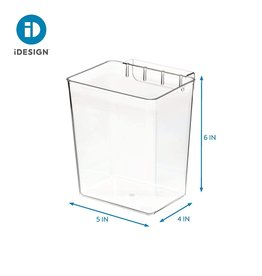 Small Clear Deep Drawer Organizer