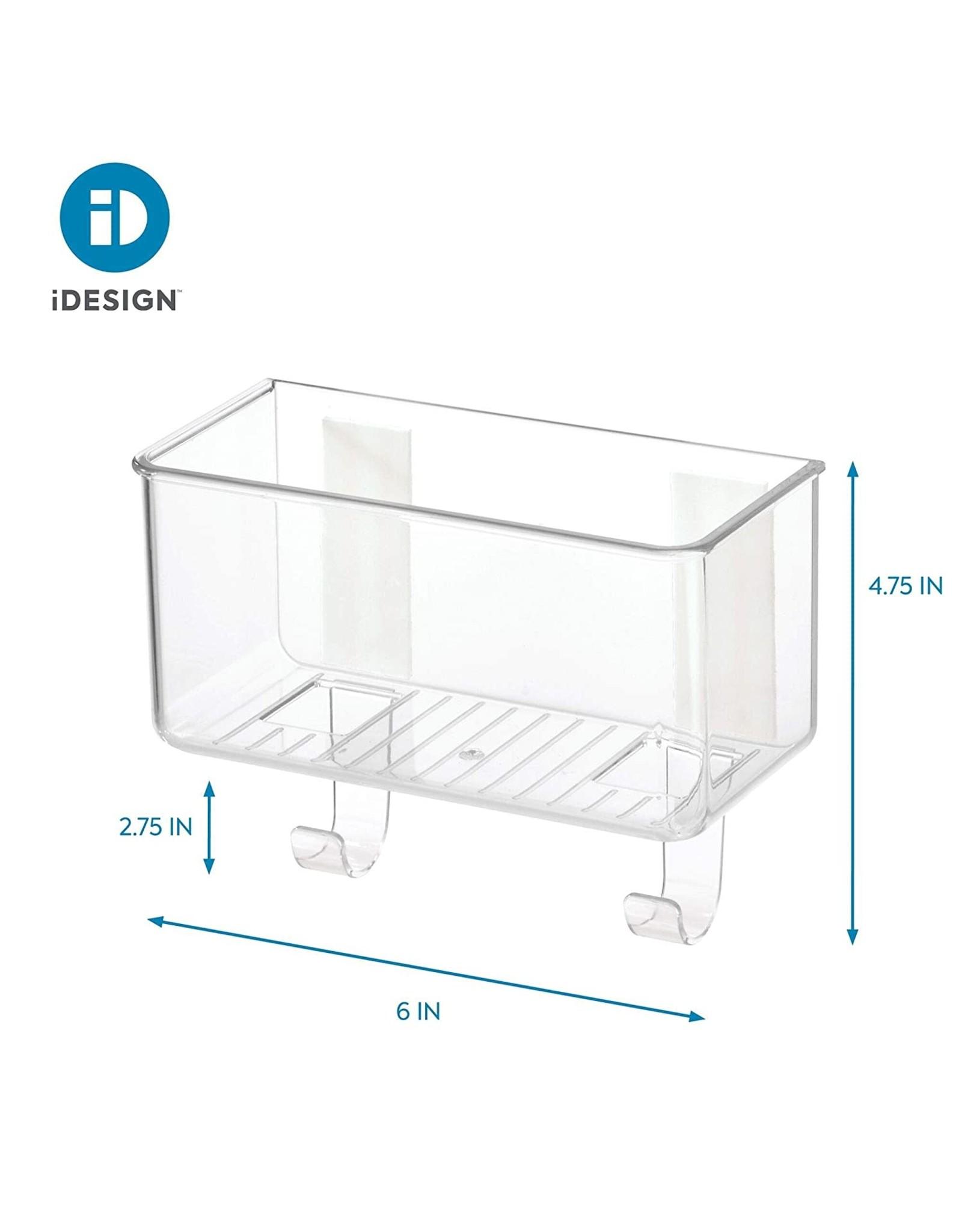 Clear Under Cabinet Bin 2.6x6x4.75