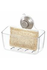 Push Lock Sink Center - Clear/Satin