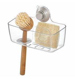 Push Lock Combo Sink Center - Clear/Satin
