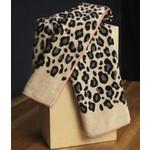 Leopard Hand Towel 19x30
