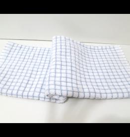 Grey Checkered Dish Towel