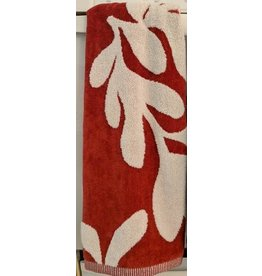 Petal - Red Hand Towel
