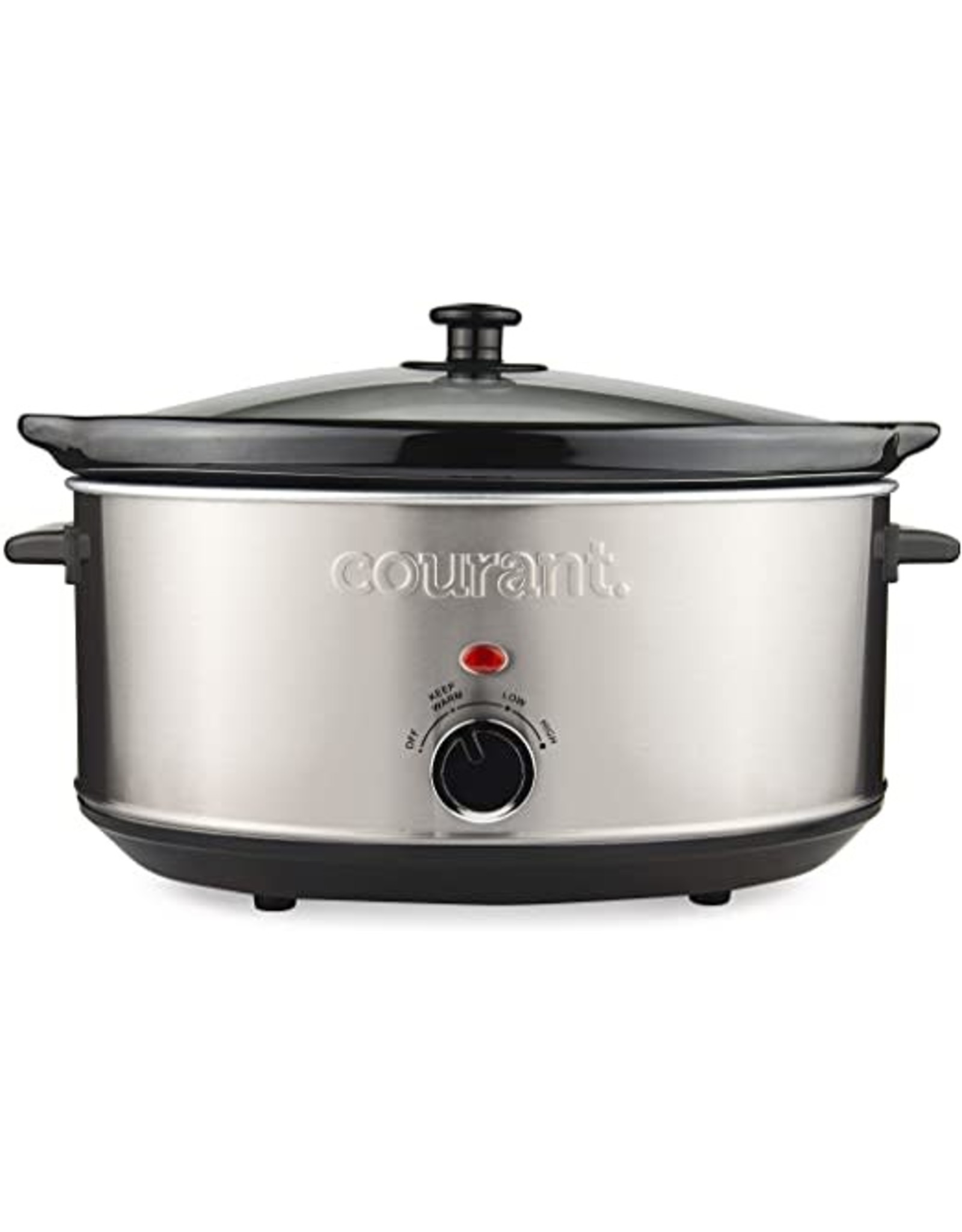 7 Qt Slow Cooker Stainless