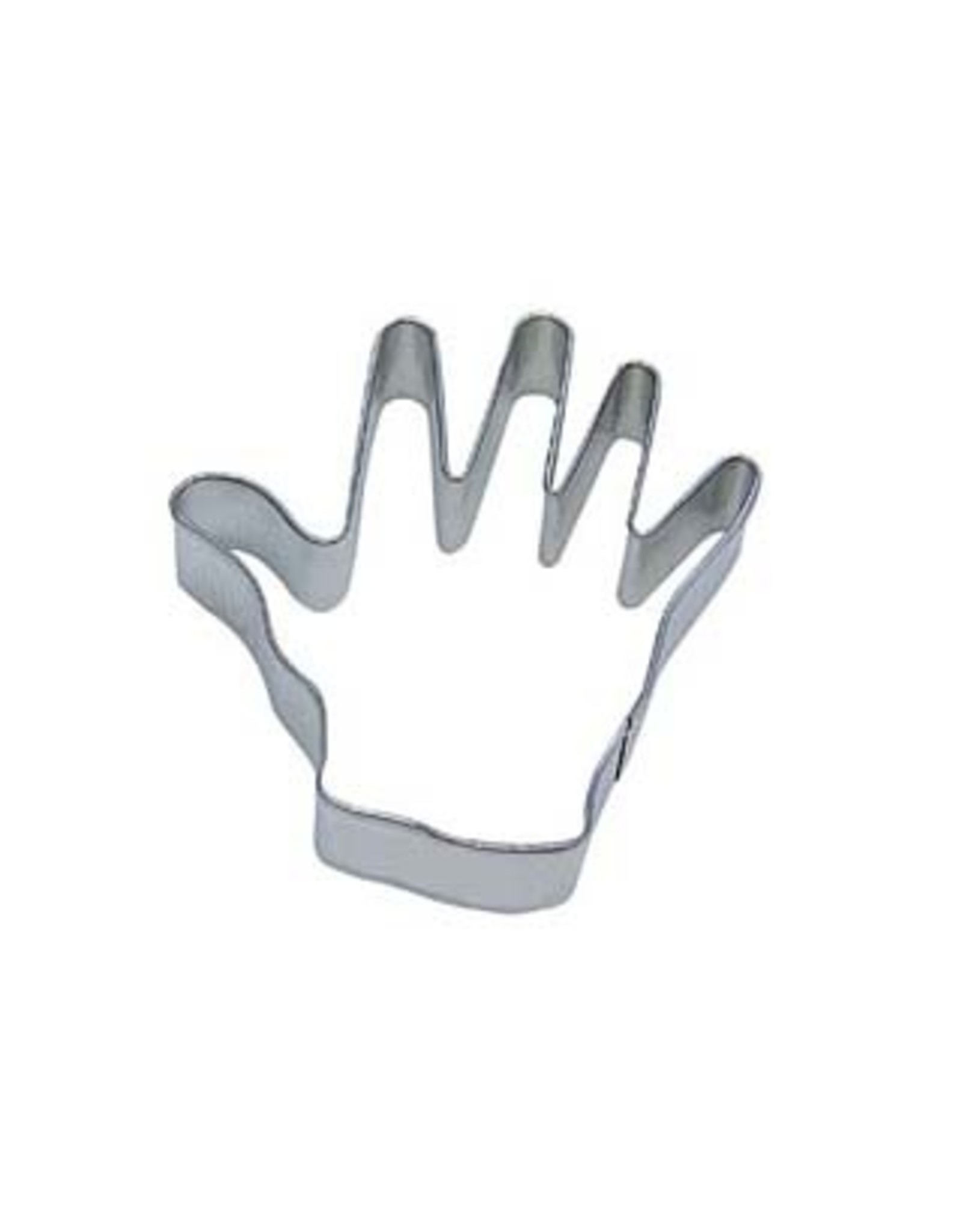 """4"""" Right Hand Cookie Cutter"""