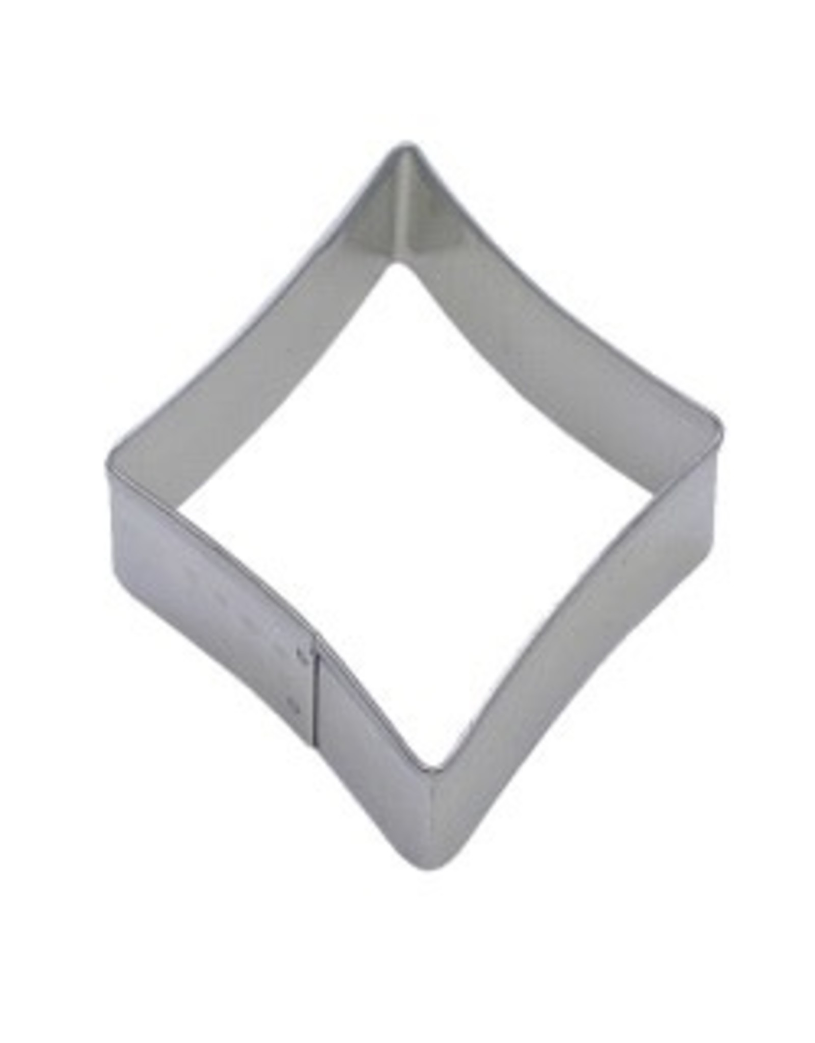 "3.25"" Diamond Cookie Cutter"